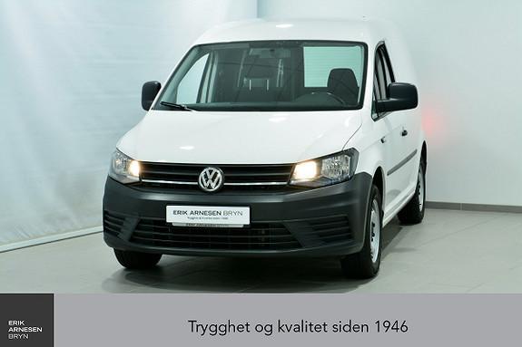 Volkswagen Caddy 2,0 TDI 102hk *KAMPANJE*  2017, 48100 km, kr 158900,-