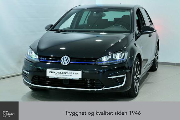 Volkswagen Golf GTE PLUG-IN HYBRID *KAMPANJE  2016, 26700 km, kr 229900,-