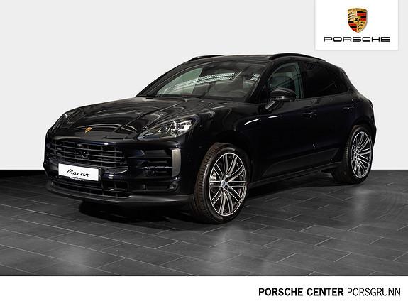 Porsche Macan Luft/adaptiv cruise/Sport Chrono