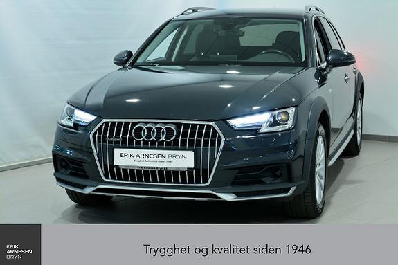 Audi A4 allroad 2,0 TDI 163hk quattro aut *KAMPANJE*  2017, 46850 km, kr 439900,-