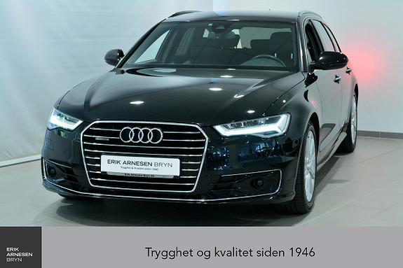 Audi A6 Avant 2,0 TDI 190hk quattro S tronic *KAMPANJE*  2016, 33400 km, kr 469900,-