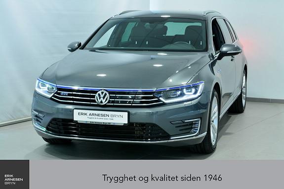 Volkswagen Passat GTE PLUG-IN HYBRID *KAMPANJE*  2017, 23600 km, kr 319900,-