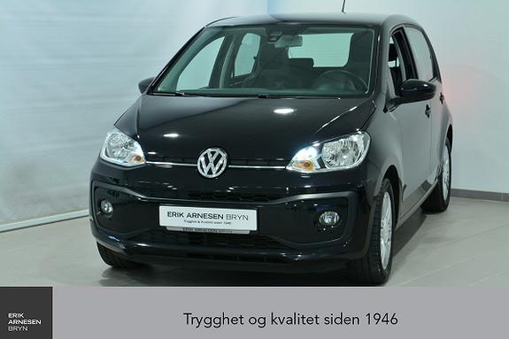 Volkswagen up! 1,0 60 ASG High up! *KAMPANJE*  2018, 48400 km, kr 119900,-