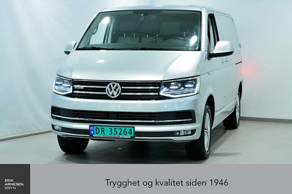 Volkswagen Transporter Exclusive 2,0 TDI 204hk 4M DSG K *KAMPANJE*  2018, 27200 km, kr 419900,-
