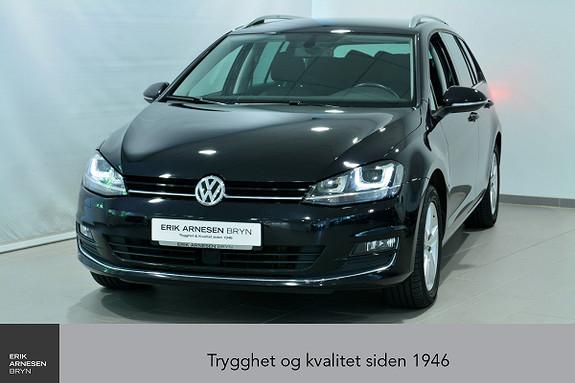Volkswagen Golf 1,2 TSI 110hk Highline DSG *KAMPANJE*  2016, 42500 km, kr 209900,-