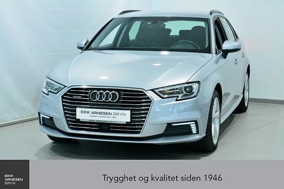 Audi A3 E-TRON PLUG-IN HYBRID *KAMPANJE*  2018, 44700 km, kr 259900,-