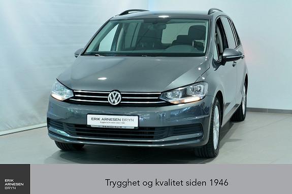 Volkswagen Touran 1,6tdi 116hk DSG Fj.parkvarmer Hengerfeste *KAMPANJE*  2017, 129745 km, kr 209900,-