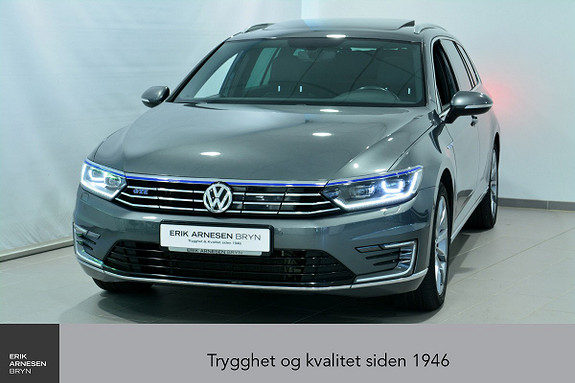 Volkswagen Passat GTE PLUG-IN HYBRID Dynaudio, Active info, *KAMPANJE*  2017, 44990 km, kr 329900,-