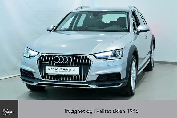 Audi A4 allroad 3.0 TDI 218hk quattro aut *KAMPANJE*  2017, 72000 km, kr 439900,-