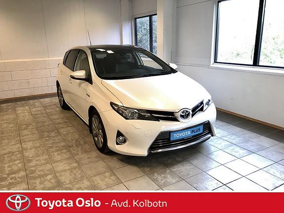 Toyota Auris 1,8 Hybrid E-CVT Executive  2014, 49700 km, kr 179900,-