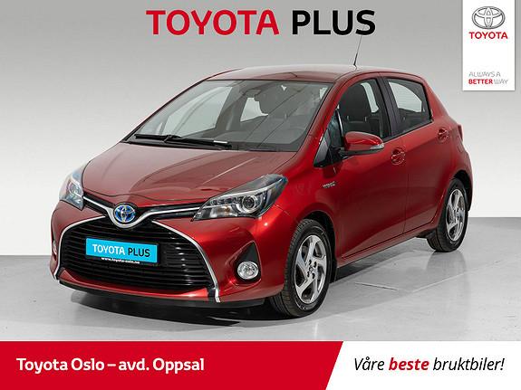 Toyota Yaris 1,5 Hybrid Active S e-CVT  2015, 31252 km, kr 159900,-