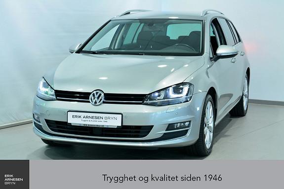 Volkswagen Golf 1,6 TDI 110hk Highline 4MOTION *KAMPANJE*  2016, 70600 km, kr 199900,-