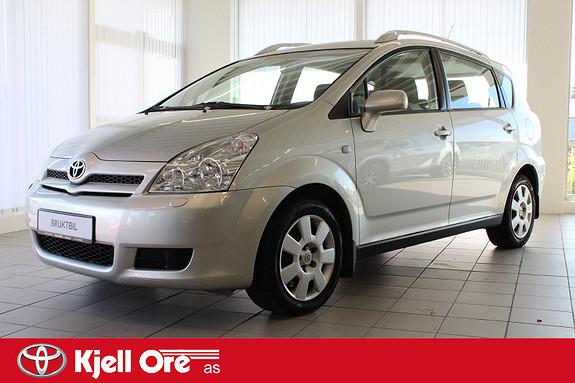 Toyota Corolla Verso 1,8 Start/stopp knapp  2006, 182189 km, kr 59000,-