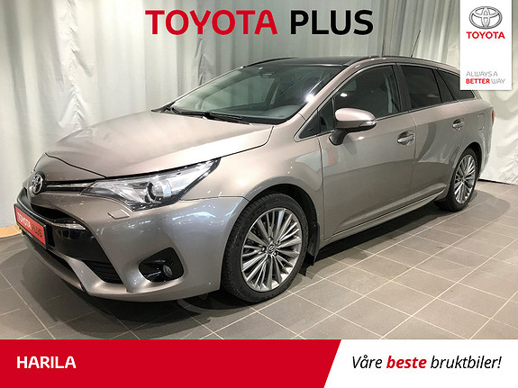 Toyota Avensis Touring Sports 1,6 D-4D Active Style  2015, 154745 km, kr 189000,-