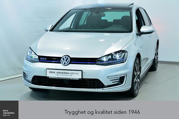 Volkswagen Golf GTE PLUG-IN HYBRID *KAMPANJE* Panorama, Ryggekamera++  2016, 42200 km, kr 209900,-