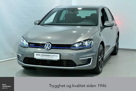 Volkswagen Golf GTE PLUG-IN HYBRID *KAMPANJE*  2016, 29100 km, kr 199900,-