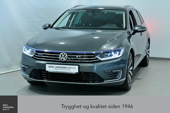 Volkswagen Passat GTE PLUG-IN HYBRID *KAMPANJE*  2017, 43700 km, kr 329900,-