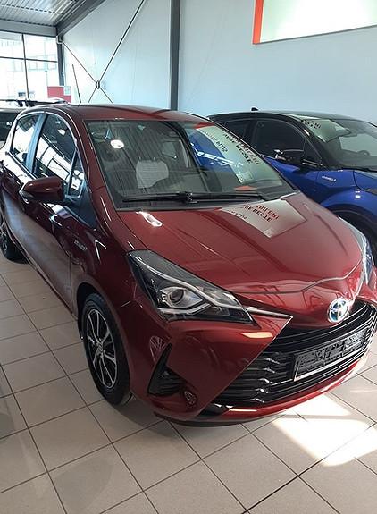 Toyota Yaris 1,5 Hybrid Active Go e-CVT aut er som ny kilometer 687  2018, 687 km, kr 189000,-