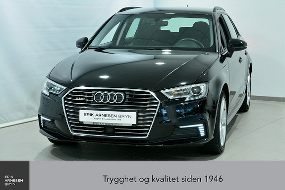 Audi A3 PLUG-IN HYBRID *KAMPANJE*  2018, 38990 km, kr 249900,-