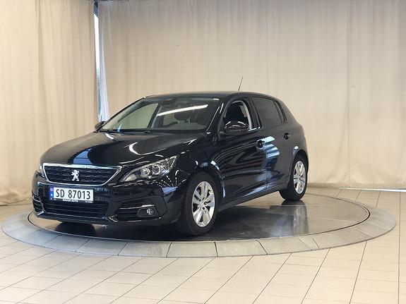 Peugeot 308 1,2 PureTech 130hk Active aut  2017, 28000 km, kr 229000,-