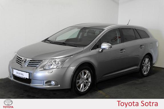Toyota Avensis 1,8 147hk Advance  2011, 135296 km, kr 129000,-