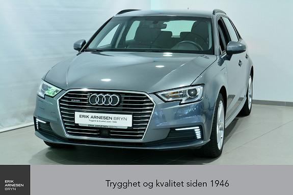 Audi A3 E-TRON PLUG-IN HYBRID *KAMPANJE*  2018, 45400 km, kr 249900,-