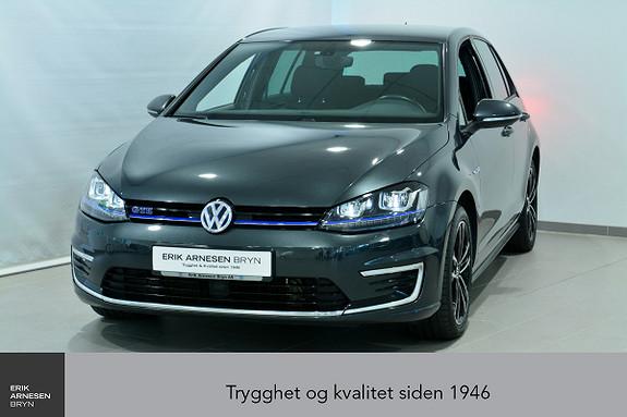 Volkswagen Golf GTE PLUG-IN HYBRID *KAMPANJE*  2017, 52295 km, kr 199900,-