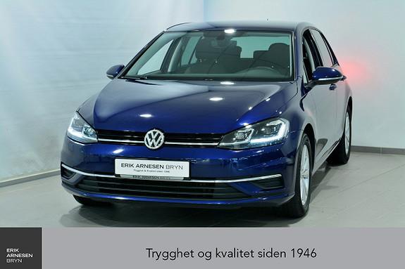 Volkswagen Golf 1,2 TSI 110hk  *KAMPANJE*  2018, 39800 km, kr 219900,-