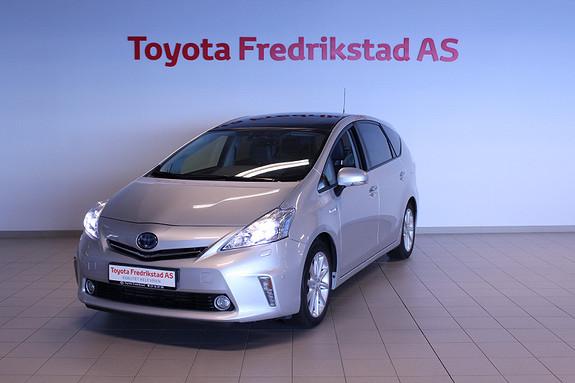 Toyota Prius 1,8 VVT-i Hybrid Premium  2013, 96000 km, kr 199000,-