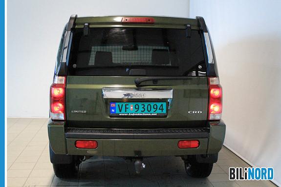 Bilbilde: Jeep Commander