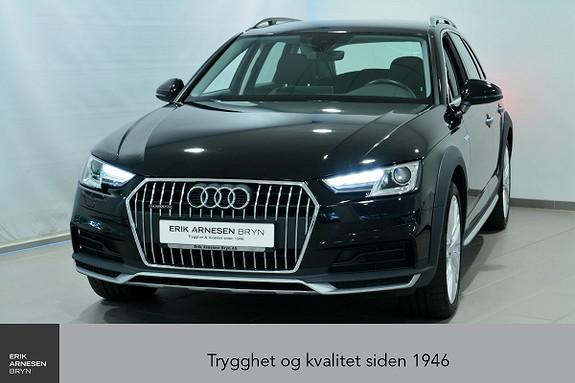 Audi A4 allroad 2,0 TDI 163hk quattro aut *KAMPANJE*  2017, 44400 km, kr 439900,-