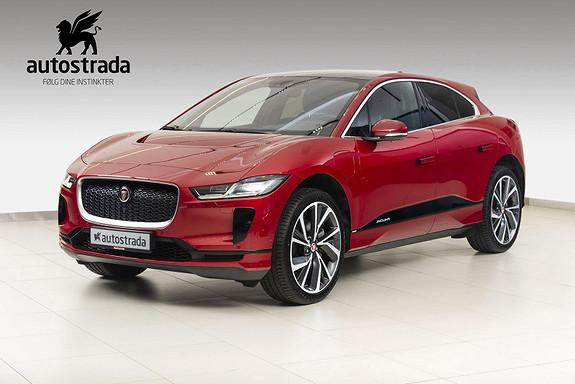 Jaguar I-PACE HSE - Leveringsklar!