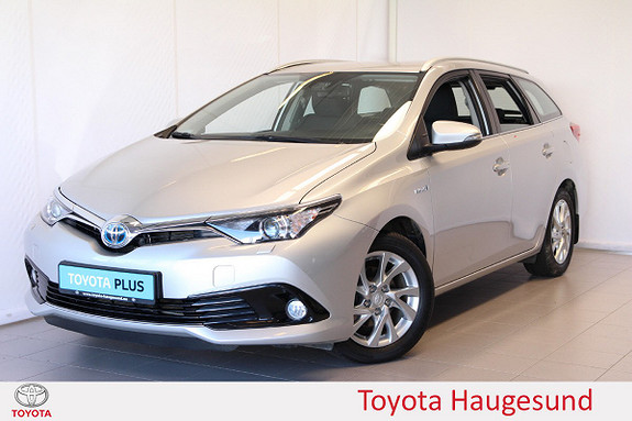Toyota Auris Touring Sports 1,8 Hybrid Active S  2016, 60 154 km, kr 199 000,-