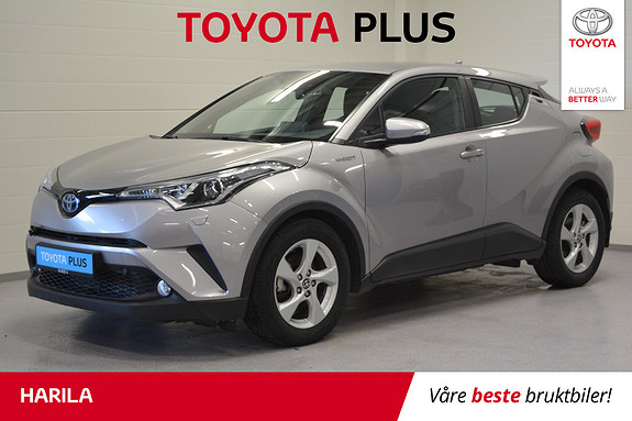 Toyota C-HR 1,8 WT-i Hybrid Active  2017, 57626 km, kr 259000,-