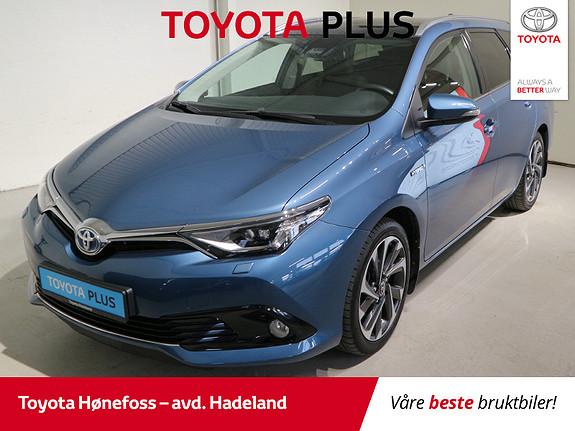Toyota Auris Touring Sports 1,8 Hybrid Style  2015, 82600 km, kr 194000,-