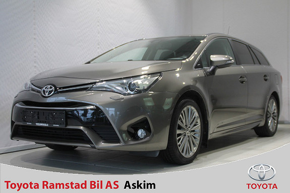Toyota Avensis Touring Sports 1,8 Active Style M-drive 7S  2016, 43800 km, kr 259000,-