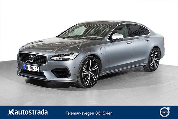 Volvo S90 T8 407hk R-Design Pro AWD aut Kun 10 000 innskudd