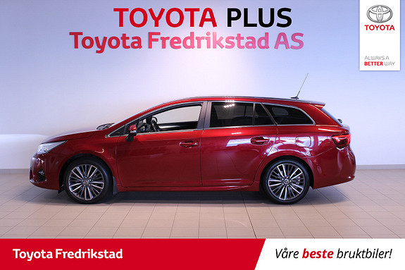 Toyota Avensis Touring Sports 1,8 Active Style M-drive S7  2017, 83800 km, kr 279000,-