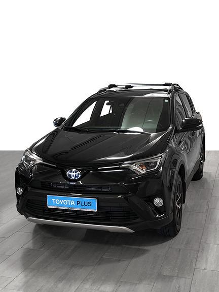 Toyota RAV4 Hybrid 4WD Active Style **VELHOLDT**TECTYLERT**NYBILGAR  2016, 48361 km, kr 369000,-