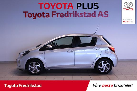 Toyota Yaris 1,5 Hybrid Active S e-CVT  2016, 40100 km, kr 169000,-