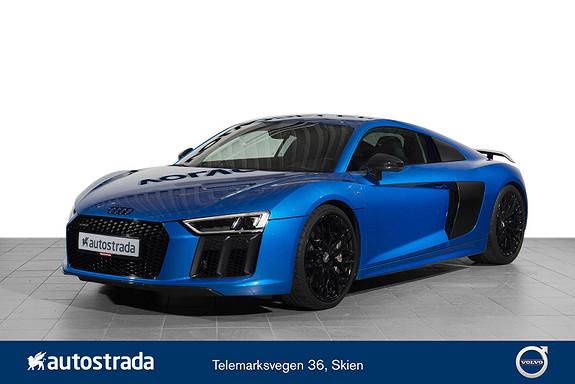 Audi R8 V10 Plus 610 hk Audi Approved garanti!