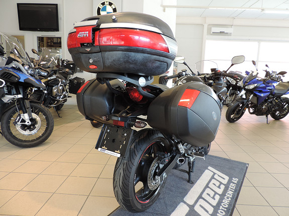 Bilbilde: Yamaha XJ6 Diversion F Abs