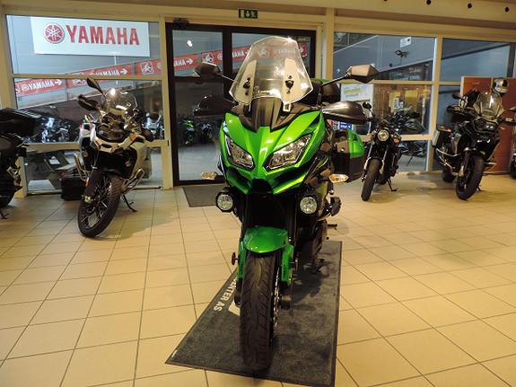 Bilbilde: Kawasaki Versys 1000