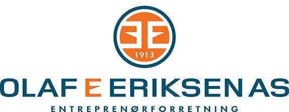 Olaf E Eriksen As Entreprenørforretning
