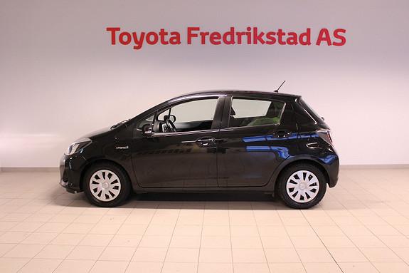 Toyota Yaris 1,5 Hybrid Active  2013, 57104 km, kr 119000,-