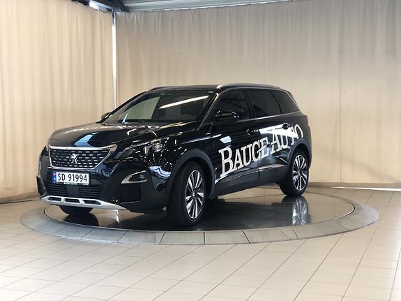 Peugeot 5008 GT Line 1.2 PureTech 130 hk automat 8-trinns  2019, 6200 km, kr 419000,-