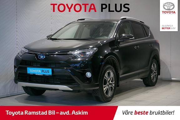 Toyota RAV4 Hybrid 2WD Active S  2016, 46000 km, kr 309000,-