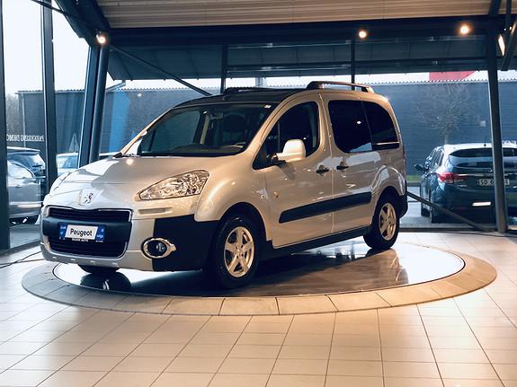 Peugeot Partner Mester Outdoor 1,6 e-HDi 114hk  2014, 94454 km, kr 159000,-