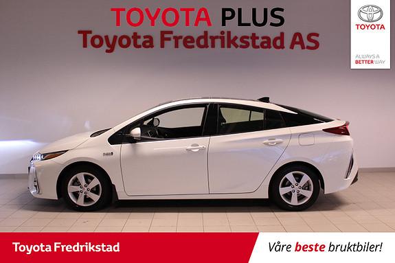Toyota Prius 1,8 VVT-i Plug-in Hybrid Solar PHV  2018, 18673 km, kr 279000,-
