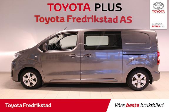 Toyota Proace 1,6 D 115 Comfort Medium L1H1  2016, 75136 km, kr 189000,-